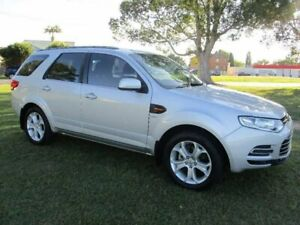 2012 Ford Territory SZ TX Seq Sport Shift AWD Silver 6 Speed Sports Automatic Wagon Kempsey Kempsey Area Preview