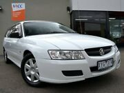 2007 Holden Commodore VZ@VE Executive White 4 Speed Automatic Wagon Fawkner Moreland Area Preview
