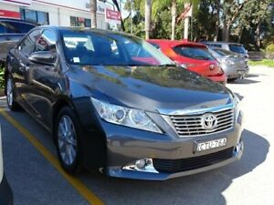 2014 Toyota Aurion GSV50R Prodigy Grey 6 Speed Automatic Sedan Ulladulla Shoalhaven Area Preview