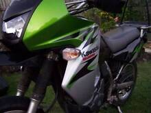 MY 2008 KLR650 Custom Motard Style LOW KMS Kunda Park Maroochydore Area Preview