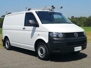 2015 Volkswagen Transporter T5 MY15 TDI340 White Manual Van