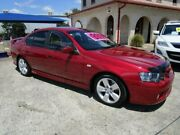 2006 Ford Falcon BF MkII XR6 Seduce 4 Speed Auto Seq Sportshift Sedan South Nowra Nowra-Bomaderry Preview