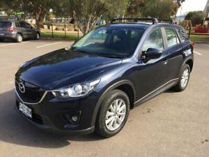 2014 Mazda CX-5 MY13 Upgrade Maxx Sport (4x4) 6 Speed Automatic Wagon Clarence Gardens Mitcham Area Preview