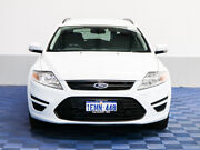 2014 Ford Mondeo MC LX Tdci White 6 Speed Direct Shift Wagon East Rockingham Rockingham Area Preview