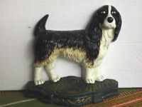 Cast Iron Door Stop - Springer Spanial