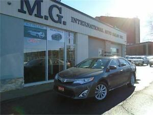 2012 Toyota Camry XLE w/Leather/Roof/Navi