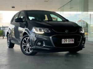 2017 Holden Barina TM MY17 LS Grey 6 Speed Automatic Hatchback Maryborough Fraser Coast Preview