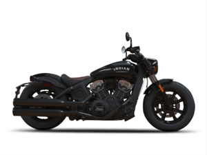 2018 INDIAN MOTORCYCLE® SCOUT® BOBBER BRONZE SMOKE