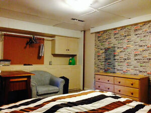 [Dont miss out] Nice basement suite– close to U of R