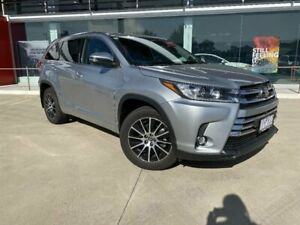 2018 Toyota Kluger GSU50R Grande (4x2) Silver 8 Speed Automatic Wagon Kilmore Mitchell Area Preview