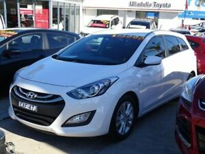 2012 Hyundai i30 GD Active White 6 Speed Automatic Hatchback Ulladulla Shoalhaven Area Preview