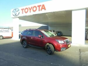 2016 Subaru Forester MY15 2.5I-S Red Continuous Variable Wagon Belmore Canterbury Area Preview