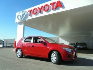 2012 Hyundai i30 GD Active Red 6 Speed Automatic Hatchback Belmore Canterbury Area Preview