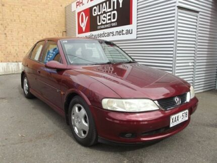 2000 Holden Vectra Jsii CD 4 Speed Automatic Hatchback Blair Athol Port Adelaide Area Preview
