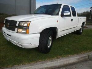 2003 Chevrolet Silverado 1500 White Automatic Dual Cab Moorabbin Kingston Area Preview
