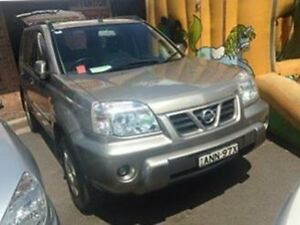 2002 Nissan X-Trail T30 ST (4x4) Silver 4 Speed Automatic Wagon Campbelltown Campbelltown Area Preview
