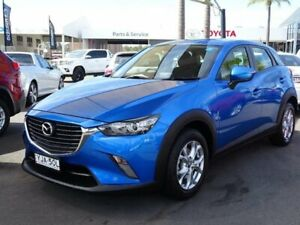 2015 Mazda CX-3 DK Maxx (AWD) Blue 6 Speed Automatic Wagon South Nowra Nowra-Bomaderry Preview