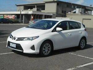 2015 Toyota Corolla ZRE182R Ascent White 7 Speed CVT Auto Sequential Hatchback Maidstone Maribyrnong Area Preview