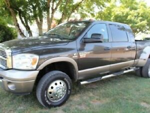 Wanted, dodge resistol dually