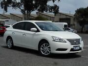 2013 Nissan Pulsar B17 ST White 6 Speed Manual Sedan Braybrook Maribyrnong Area Preview
