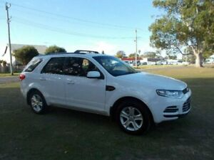 2012 Ford Territory SZ TX Seq Sport Shift White 6 Speed Sports Automatic Wagon Kempsey Kempsey Area Preview
