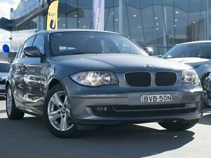 2010 BMW 118d E87 MY10 Steptronic Silver 6 Speed Sports Automatic Hatchback Pearce Woden Valley Preview
