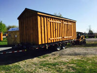 10% OFF CUSTOM BUILT PINE SHEDS AT THE OLD CO-OP
