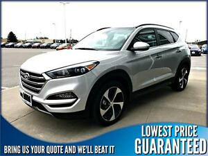 BRAND NEW 2016 Hyundai Tucson Ultimate - SAVE OVER $5,500
