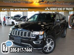 2018 Jeep Grand Cherokee Sterling Edition AWD NAV Leather