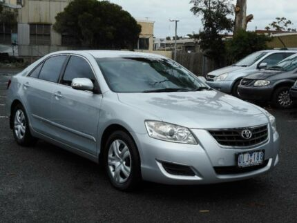 2006 Toyota Aurion GSV40R AT-X Silver 6 Speed Auto Sequential Sedan Maidstone Maribyrnong Area Preview