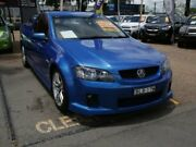 2009 Holden Ute VE MY09.5 SV6 Blue 5 Speed Sports Automatic Utility Minchinbury Blacktown Area Preview