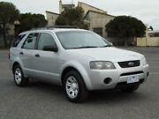 2005 Ford Territory SX TX (RWD) Silver 4 Speed Auto Seq Sportshift Wagon Braybrook Maribyrnong Area Preview