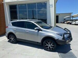 2018 Toyota RAV4 ASA44R GXL Silver Semi Auto Wagon Bells Creek Caloundra Area Preview