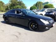 2005 Mercedes-Benz CLS350 C219 Coupe Black 7 Speed Sports Automatic Sedan Bundall Gold Coast City Preview