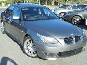 2009 BMW 530D E60 MY08 Steptronic Grey 6 Speed Sports Automatic Sedan Bundall Gold Coast City Preview