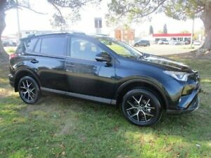 2018 Toyota RAV4 ZSA42R GXL 2WD Black 7 Speed Constant Variable Wagon Kempsey Kempsey Area Preview
