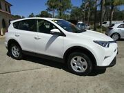 2017 Toyota RAV4 ASA44R MY17 GX (4x4) White 6 Speed Automatic Wagon South Nowra Nowra-Bomaderry Preview