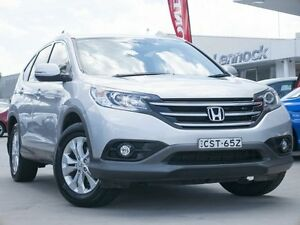 2014 Honda CR-V RM MY15 VTi-S 4WD Silver 5 Speed Sports Automatic Wagon Pearce Woden Valley Preview
