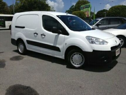 2012 Peugeot Partner L1 Low Roof SWB White Manual Van