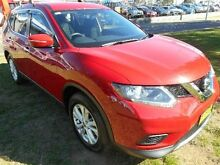 2014 Nissan X-Trail T32 ST 7 Seat (FWD) Red Continuous Variable Wagon Belconnen Belconnen Area Preview