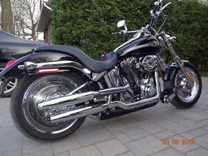 Harley Davidson Soft Tail Deuce Low Boy