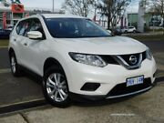 2014 Nissan X-Trail T32 ST 7 Seat (FWD) White Continuous Variable Wagon Belconnen Belconnen Area Preview