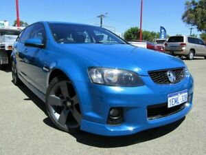 2012 Holden Commodore VE II MY12.5 SV6 Sportwagon Z Series Blue 6 Speed Sports Automatic Wagon