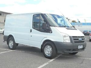 2008 Ford Transit VM MY08 Low (SWB) White 6 Speed Manual Van Maidstone Maribyrnong Area Preview
