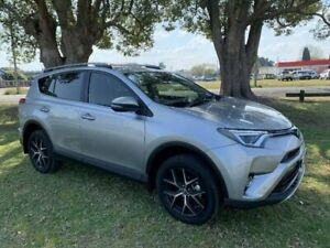 2018 Toyota RAV4 ZSA42R GXL 2WD Silver 7 Speed Constant Variable Wagon Kempsey Kempsey Area Preview