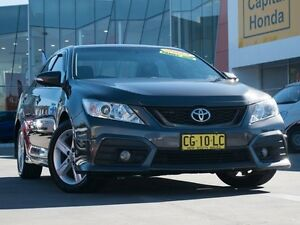 2012 Toyota Aurion GSV50R Sportivo SX6 Graphite 6 Speed Sports Automatic Sedan Pearce Woden Valley Preview