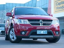 2012 Dodge Journey JC MY12 SXT Red 6 Speed Automatic Wagon Pearce Woden Valley Preview