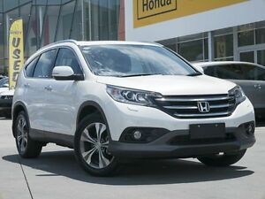 2014 Honda CR-V RM MY15 VTi-L 4WD White Orchid 5 Speed Sports Automatic Wagon Pearce Woden Valley Preview