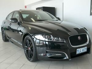 2015 Jaguar XF X250 MY15 R-Sport Ultimate Black 8 Speed Sports Automatic Sedan Pearce Woden Valley Preview