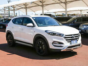 2018 Hyundai Tucson TL MY18 Active X (FWD) Pure White 6 Speed Automatic Wagon Success Cockburn Area Preview
